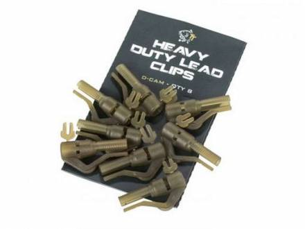 Nash Heavy Duty Lead Clips