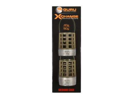 Guru X-Change Distance Feeder Cage