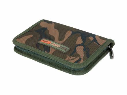 Fox Camolite License Wallet