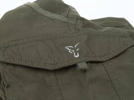 Fox Collection Green / Silver Combats M