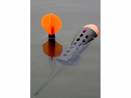 Korda SkyRaider & Drop Zone Marker Float Pack Orange Kombi Paket