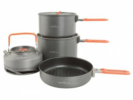 Fox Cookware 4 Piece Set