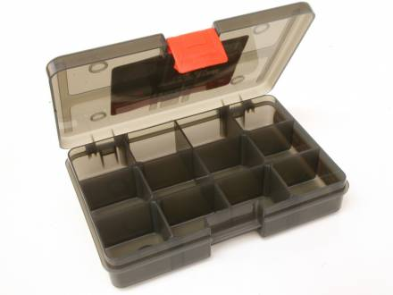 Fox Rage Stackn Store 12 Compartment Small Shallow Box