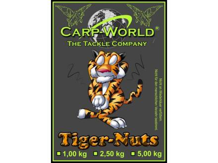 Carp World NOT FROM EARTH Boilie Tiger Nut 20mm