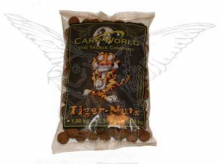Carp World NOT FROM EARTH Boilie Tiger Nut 15mm 1kg