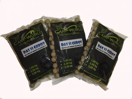 Carp World NOT FROM EARTH Boilie 11.Gebot 15mm 1kg