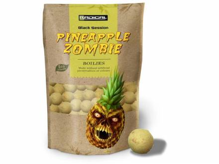 Radical Pineapple Zombie Boilie Ø 20mm 1kg